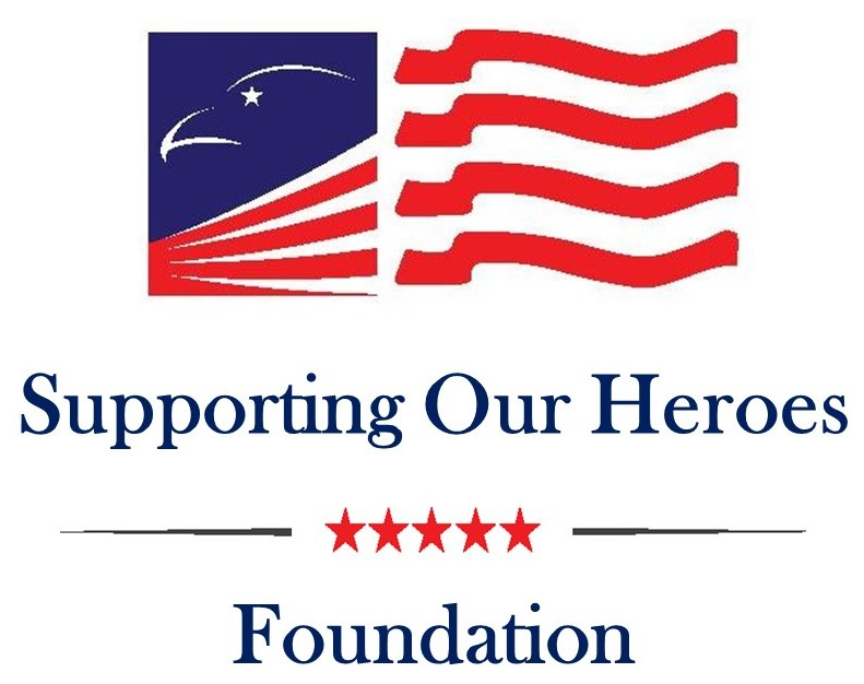 Supporting Our Heroes Logo